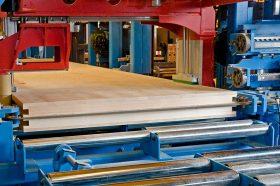 La Legnami - Centro di Taglio Hundegger - Intaglio Guidato 1250mm