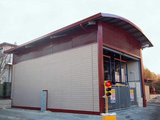 strutture in legno, legno da esterno