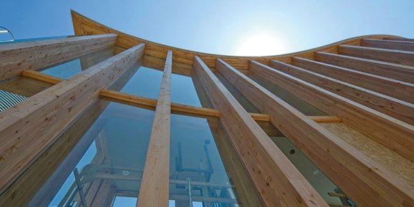 struttura-in-legno-massello