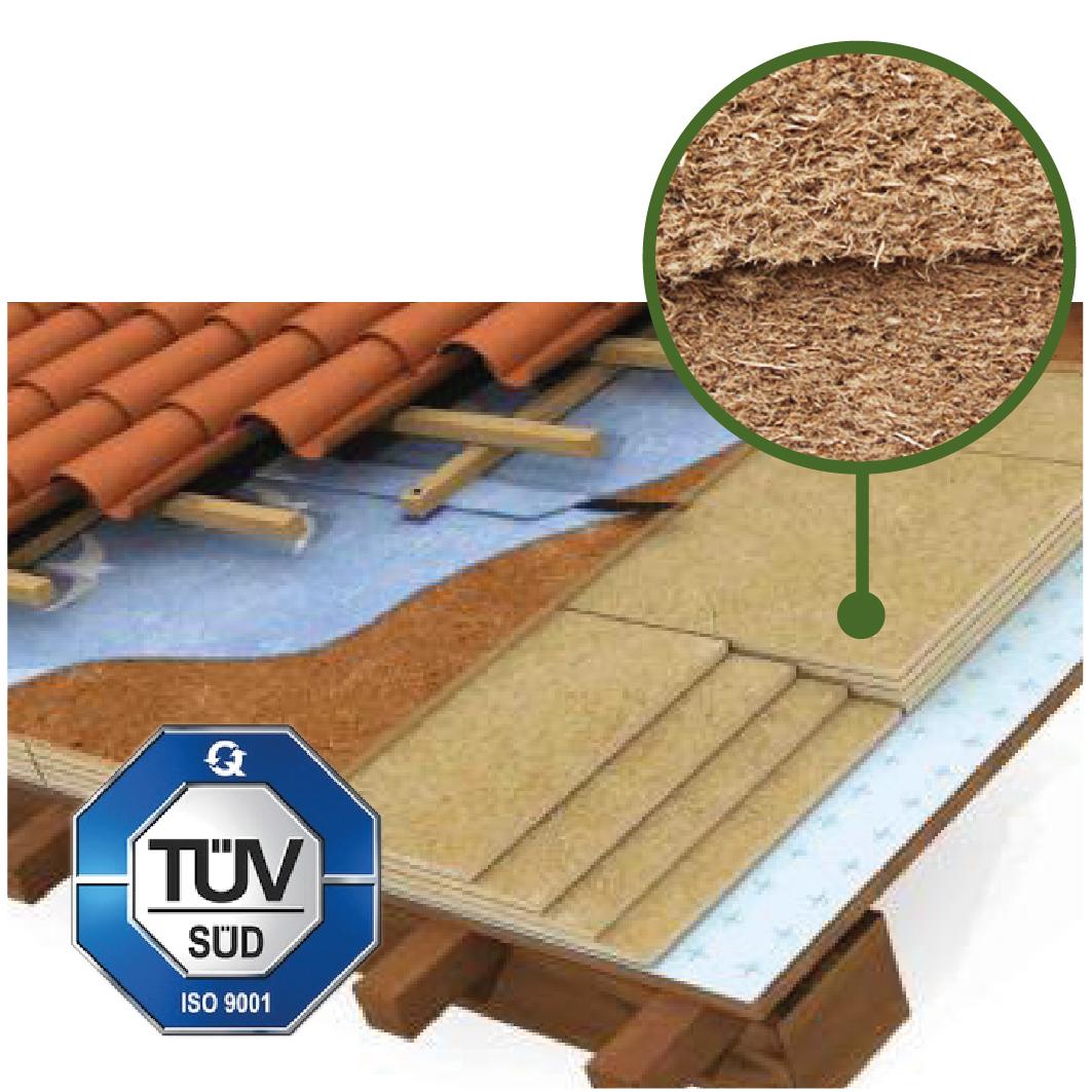 Pannelli Fibra Di Legno la legnami i pannelli isolanti termici e acustici in fibra
